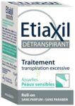 Acheter Etiaxil Aisselles Détranspirant peau sensibles Roll-on/15ml à TOUCY