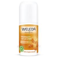 Weleda Déodorant Roll-on 24h Argousier 50ml à TOUCY