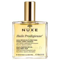 Huile Prodigieuse®- Huile Sèche Multi-fonctions Visage, Corps, Cheveux100ml à TOUCY