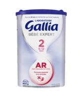 Gallia Bebe Expert Ar 2 Lait En Poudre B/800g à TOUCY