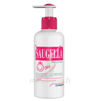 Saugella Girl Savon Liquide Hygiène Intime Fl Pompe/200ml à TOUCY