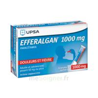 Efferalgan 1g Cappuccino Granules 8 Sachets à TOUCY
