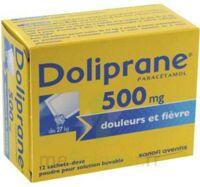 Doliprane 500 Mg Poudre Pour Solution Buvable En Sachet-dose B/12 à TOUCY