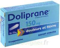 Doliprane 150 Mg Suppositoires 2plq/5 (10) à TOUCY