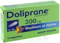 Doliprane 300 Mg Suppositoires 2plq/5 (10) à TOUCY