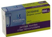 Diosmine Biogaran Conseil 600 Mg, Comprimé Pelliculé à TOUCY