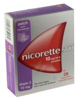 Nicoretteskin 10 Mg/16 H Dispositif Transdermique B/28 à TOUCY
