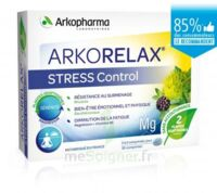 Arkorelax Stress Control Comprimés B/30 à TOUCY