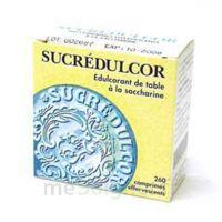 Pierre Fabre Health Care Sucredulcor Effervescent Boîtes De 600 Comprimés à TOUCY