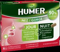 Humer Nez/gorge Jour&nuit 15 Comprimés à TOUCY