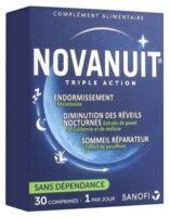 Novanuit Triple Action Comprimés B/30 à TOUCY
