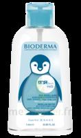 Abcderm H2o Solution Sans Rinçage Nettoyante Bébé Fl Pompe/1l à TOUCY