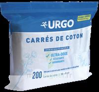Urgo Carrés De Coton 8x10cm Non Stérile B/200 à TOUCY