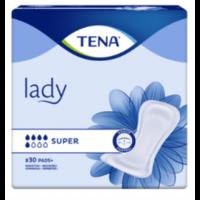 Tena Lady Protection Anatomique Adhésive Super Sachet/30 à TOUCY