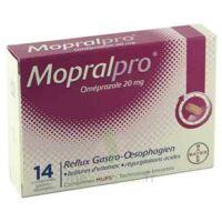 Mopralpro 20 Mg Cpr Gastro-rés Film/14 à TOUCY