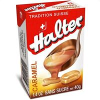 Halter Bonbons Sans Sucre Caramel à TOUCY