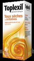 Toplexil 0,33 Mg/ml, Sirop 150ml à TOUCY