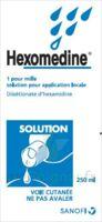 Hexomedine 1 Pour Mille S Appl Loc Fl/250ml à TOUCY