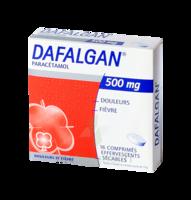 Dafalgan 500 Mg Comprimés Effervescents Sécables Film/16 à TOUCY