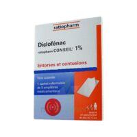 Diclofenac Ratiopharm Conseil 1 %, Emplâtre Médicamenteux à TOUCY