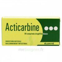 Acticarbine Comprimés Enrobés B/84 à TOUCY