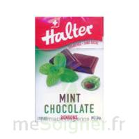Halter Bonbons Sans Sucres Menthe Chocolat à TOUCY
