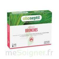 Olioseptil Bronches 15 Gélules à TOUCY