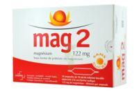 Mag 2 122 Mg S Buv En Ampoule Sans Sucre édulcoré à La Saccharine Sodique 30amp/10ml à TOUCY