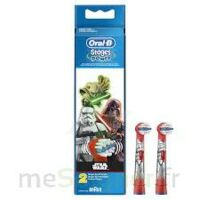 Oral-b Stages Power Star Wars 2 Brossettes à TOUCY