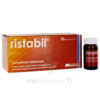Ristabil Anti-fatigue Reconstituant Naturel B/10 à TOUCY