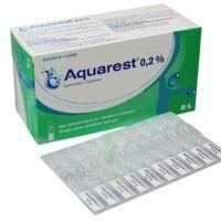 Aquarest 0,2 %, Gel Opthalmique En Récipient Unidose à TOUCY
