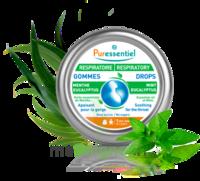 Puressentiel Respiratoire Gommes Menthe-eucalyptus Respiratoire - 45 G à TOUCY