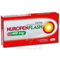 Nurofenflash 400 Mg Comprimés Pelliculés Plq/12 à TOUCY