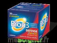 Bion 3 Défense Junior Comprimés à Croquer Framboise B/30 à TOUCY