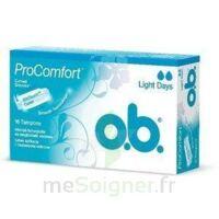 Ob Pro Comfort, Light Flow , Bt 16 à TOUCY