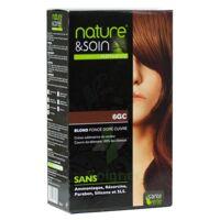 Nature & Soin Kit Coloration 6gc Blond Foncé Doré Cuivré à TOUCY