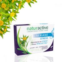 Naturactive Seriane Stress 30gélules à TOUCY