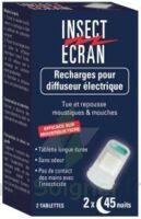 Insect Ecran Tablette Recharge Diffuseur B/2 à TOUCY