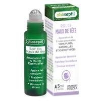 Olioseptil Huile Essentielle Maux De Tête Roll-on/5ml à TOUCY