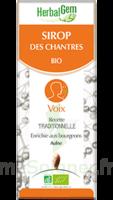 Herbalgem Sirop Bio Des Chantres 150ml à TOUCY