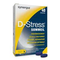 D-stress Sommeil Comprimés B/40 à TOUCY