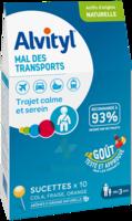 Alvityl Sucette Mal Des Transports B/10 à TOUCY