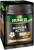 Humer Miel Manuka Actif Iaa 18+ Pot/250g à TOUCY