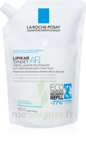 Lipikar Syndet Ap+ Crème Lavante Relipidante Eco-recharge/400ml à TOUCY