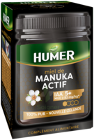 Humer Miel Manuka Actif Iaa 5+ Pot/250g à TOUCY
