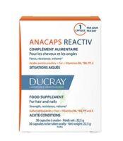 Ducray Anacaps Reactiv 30 Capsules à TOUCY