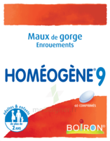 Boiron Homéogène 9 Comprimés à TOUCY