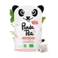 Panda Tea Morning Boost Detox 28 Sachets à TOUCY