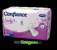 Confiance Lady Protection Anatomique Incontinence 4 Gouttes Sachet/14 à TOUCY
