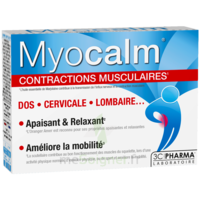 Myocalm Comprimés Contractions Musculaires B/30 à TOUCY